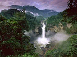 Top ten Rainforest's in the world - Different Rainforest's